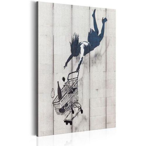 Obrazy, Obraz - Shop Til You Drop by Banksy