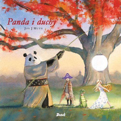 Książki dla dzieci, Panda i duchy (opr. twarda)