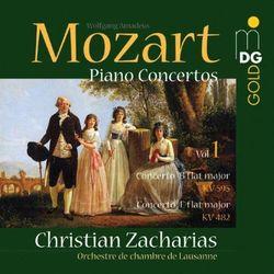 W.A. Mozart - Piano Concertos Kv482 & K