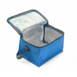 Torba termiczna z paskiem IGLO (niebieski)