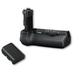 Canon Zestaw BATTERY GRIP BG-E21 + LP-E6N do Canona 6D Mark II Dostawa GRATIS!