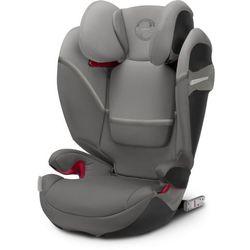 CYBEX Fotelik 15-36kg SOLUTION S-FIX Soho Grey  RABAT DO 150 ZŁ   IDŹ DO SKLEPU I SPRAWDŹ  