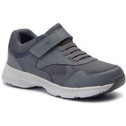 Sneakersy GEOX - J Hoshiko B. A J845GA 0BC14 C0068 D Dk Grey/Blue