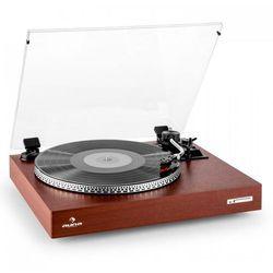 Gramofon Auna TT-931 wykończenie drewniane