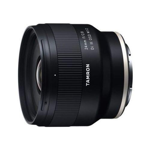 Obiektywy fotograficzne, Obiektyw TAMRON 24 mm f/2.8 Di III OSD M1:2