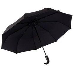 Męski parasol tiross ts1526 czarny