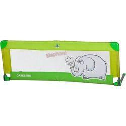 Bariera ochronna CARETERO do łóżka Safari Elephant zielony + DARMOWY TRANSPORT!
