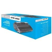 Akcesoria do faksów, Sagem toner Black CTR 360, CTR-360, CTR360, 252690838