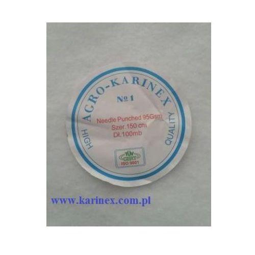 Folie i agrowłókniny, Geowłóknina 90 g/m2, biała 1,6 x 50 mb. Rolka.