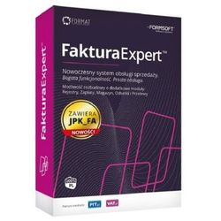 Program FORMSOFT Faktura JPK Expert