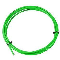 610-22-540_ACC Pancerz przerzutkowy Accent 4 mm - 3 metry zielony fluo