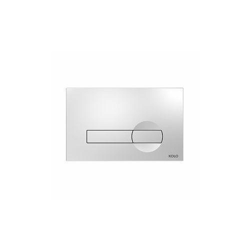 Koło Clip przycisk spłukujący, chrom 94163-002, 94163002