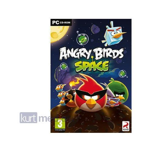 Gry PC, Angry Birds Space (PC)
