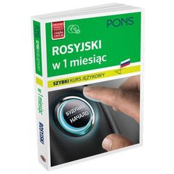 Rosyjski w 1 miesiąc szybki kurs językowy -