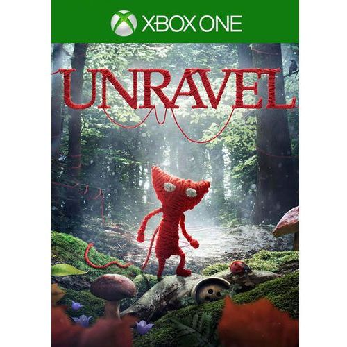 Gry Xbox One, Unravel (Xbox One)