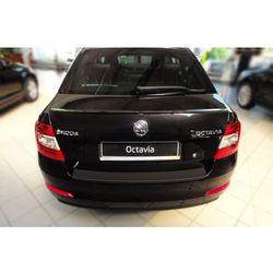 Listwa Nakładka na zderzak Skoda Octavia III sedan