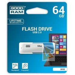 Goodram Kolor MIX 64GB USB2.0 (niebiesko-biały)