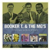 Pozostała muzyka rozrywkowa, ORIGINAL ALBUM SERIES - Booker T&the Mg's (Płyta CD)