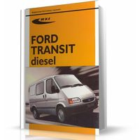 Biblioteka motoryzacji, Ford Transit diesel modele 1986-2000 - Praca zbiorowa (opr. kartonowa)