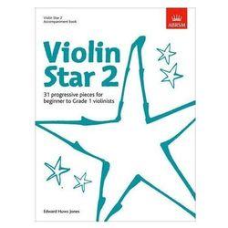 PWM Huws Jones Edward - Violin Star vol. 2. Akompaniament fortepianowy i skrzypcowy