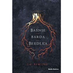 Baśnie barda Beedle'a - J.K. Rowling (opr. twarda)