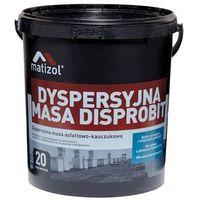 Pozostałe artykuły dachowe, Masa dyspersyjna Matizol Disprobit 20 kg
