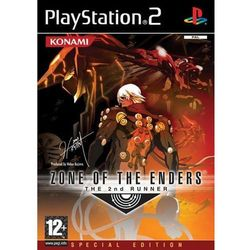 Zone of the Enders 2nd Runner - Sony (PS2)