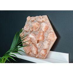 Panel solny różowy sześciokąt 5 kg
