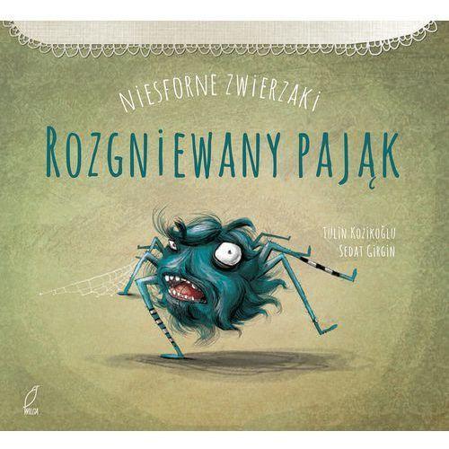 Książki dla dzieci, Niesforne zwierzaki (opr. twarda)