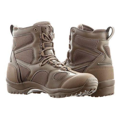 "Trekking, Buty BlackHawk Warrior Wear Light Assault Boots 7"" Coyote Tan - 83BT00CT-12-M - coyote tan"
