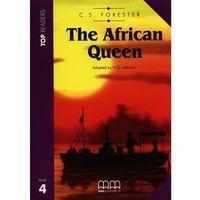 Książki do nauki języka, The African Queen. Top Readers Level 4 - książka (opr. broszurowa)