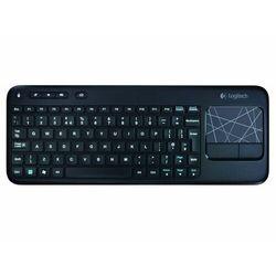 K400 Bezprzewodowa klawiatura i touchpad 920-003134 Black