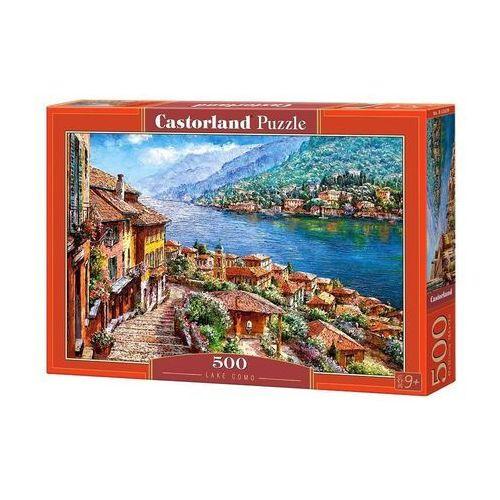 Puzzle, Puzzle Lake Como 500 - Castor