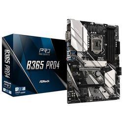 ASRock B365 Pro4 - motherboard - ATX - LGA1151 Socket - B365 Płyta główna - Intel B365 - Intel LGA1151 socket - DDR4 RAM - ATX
