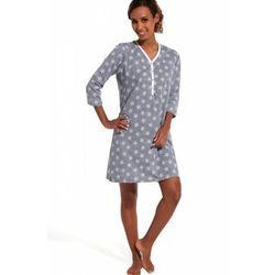 Cornette 651/151 Judy szary koszula nocna