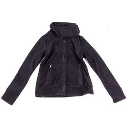 bluza BENCH - Her. Funnel Neck Fleece Black Beauty (BK11179) rozmiar: S