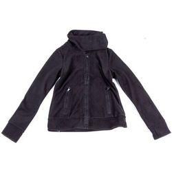 bluza BENCH - Her. Funnel Neck Fleece Black Beauty (BK11179) rozmiar: XS