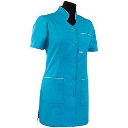 Tunika / fartuch damski medyczny 311+ z lamówką lub wypustką