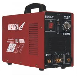 SPAWARKA INWERTOROWA DEDRA DESTi200 TIG/MMA 200A EWIMAX promocja (--15%)