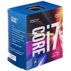 Procesor Intel Core i7-7700 BX80677I77700 953654 ( 3600 MHz (min); 4200 MHz (max); LGA 1151; BOX )