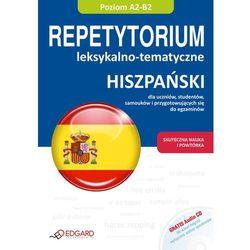 Hiszpański. Repetytorium Leksykalno - Tematyczne. Audio Kurs (Książka + Cd) (opr. kartonowa)