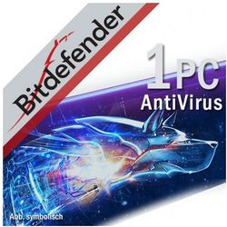 BitDefender Antivirus Plus 2018 ENG 1 PC