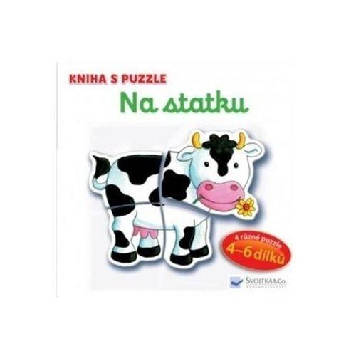 Puzzle, Kniha s puzzle Na statku Brüggemann, Vera