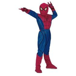 Kostium Człowiek Pająk dla chłopca - M - 116 cm