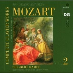 W.A. Mozart - Complete Piano Works Vol.