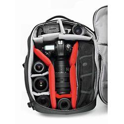 Manfrotto Pro Light Bumblebee-230 duży plecak na aparat i sprzęt