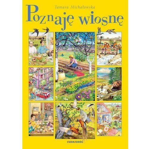 Książki dla dzieci, Poznaję wiosnę (opr. broszurowa)