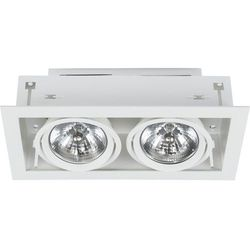 6453 WPUST DOWNLIGHT WHITE
