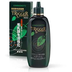 Hair Growth Trigger Kaminomoto przeciw słabym i wypadającym włosom 180ml PROMOCJA!