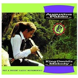 King David's Melody - Pablo, Augustus (Płyta CD)